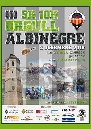 III  5K 10K Orgull Albinegre
