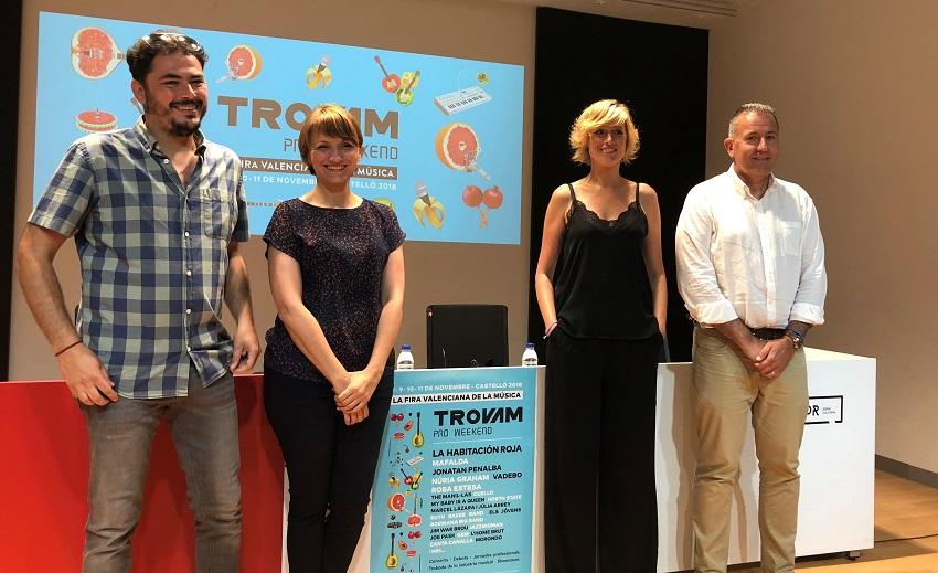 El Trovam! Pro Weekend prepara su sexta edición en Castellón