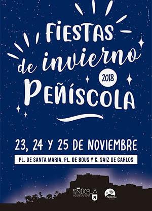 Fiestas de invierno en Peñíscola