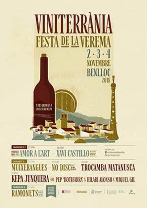 Festival Viniterrània Benlloch