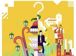 Cartel de las fiestas de la Magdalena de Castellón
