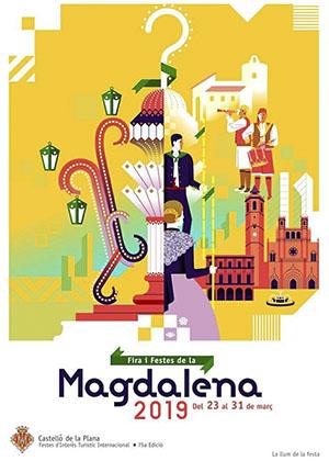 Cartel de la Magdalena 2019