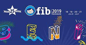Primer cartel FIB 2019