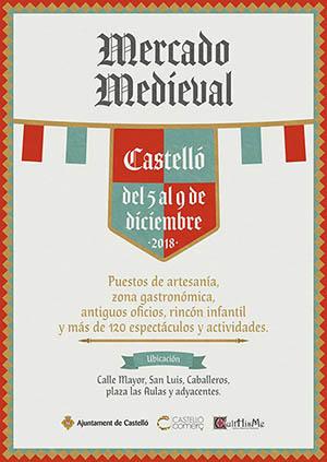 Mercado Medieval de Castellón