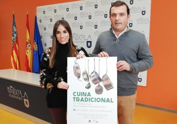 Peñíscola da la bienvenida a diciembre con las Jornadas 'Cuina Tradicional'
