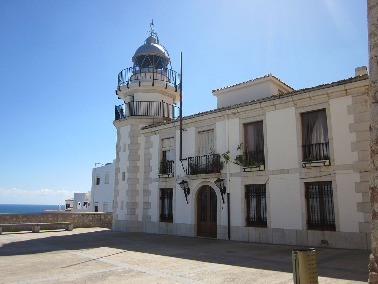 Las oficinas de información turística de Peñíscola han atendido 140.000 consultas en 2018