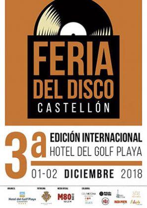 3ª Feria del Disco Hotel del Golf Playa