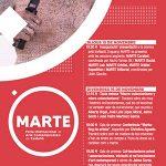 Cartel Feria Marte 2018