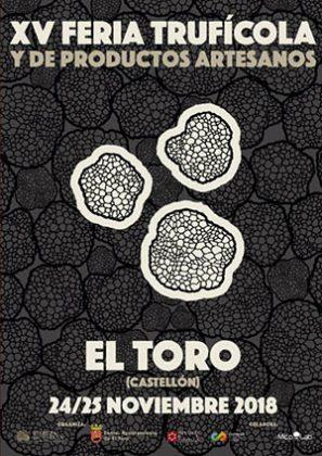 XV Feria Trufícola de El Toro