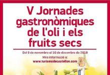Jornadas del aceite y los frutos secos del Maestrazgo