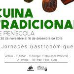 Jornadas Gastronómicas Peñíscola Cuina Tradicional