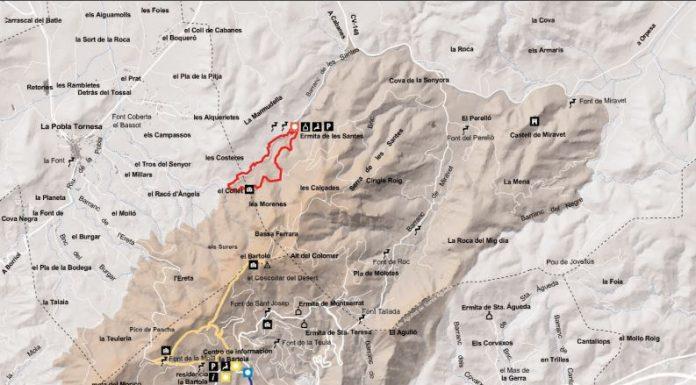 Rutas Senderismo del Desierto de las Palmas de Benicàssim