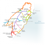 Rutas senderismo Sierra de Irta
