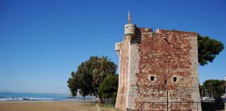 Torre de San Vicente en Benicàssim
