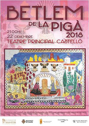 Betlem de la pigà Castellón