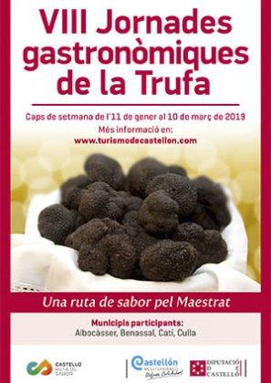VIII Jornadas Gastronómicas de la Trufa Negra
