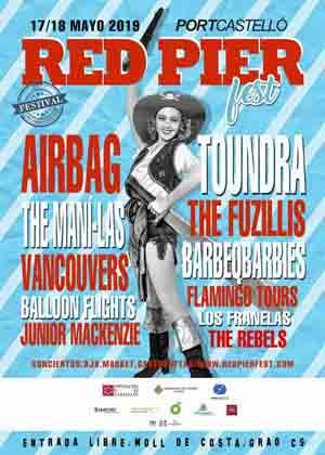 Red Pier Fest 2019