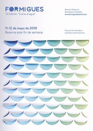 Formigues Festival Benicàssim 2019