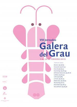 VIII Jornadas Galera del Grao de Castellón 2019