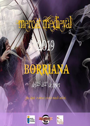 Mercado Medieval en Burriana