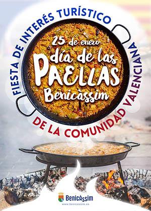 Día de las paellas en Benicàssim 2019