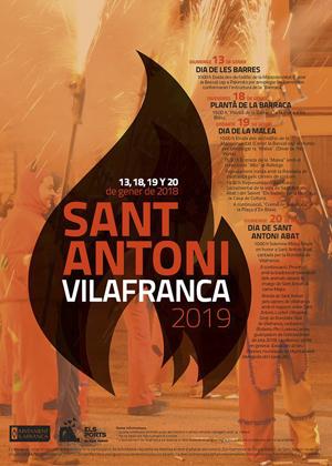 Sant Antoni Vilafranca 2019