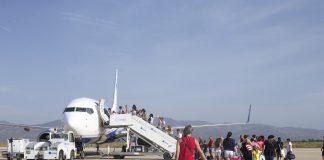 Aeropuerto de Castellón valoración positiva