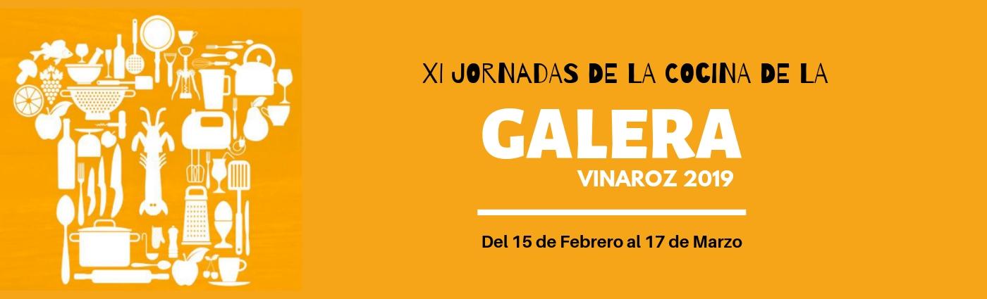 Jornadas de la cocina de la galera Vinaroz 2019