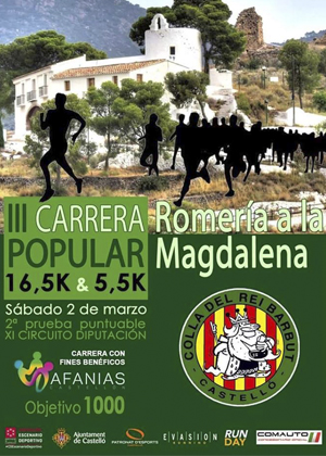 III Carrera Popular Romería a la Magdalena