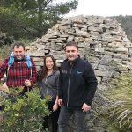 Rutas de senderismo piedra seca Peñíscola