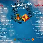 conciertos-fiestas-vilareal-2019
