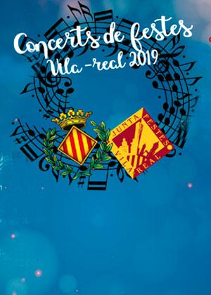 Conciertos Fiestas Vila-real 2019