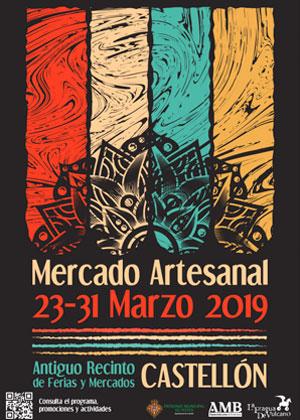Mercado Artesanal Castellón 2019