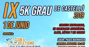 Carrera 5k Grao Castellón