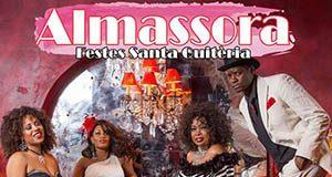 Concierto Boney M en Almazora