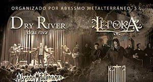 Metalterraneo Fest en La Pérgola, Castellón