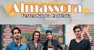 Concierto fiestas Almazora 2019