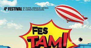 Festival de Teatro, Animación y música en la calle