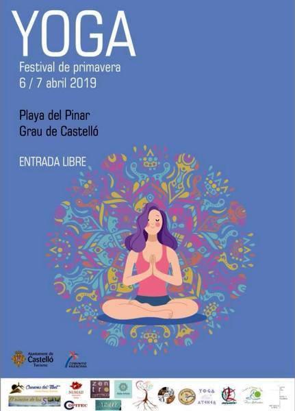 Festival de Yoga de Primavera de Castellón