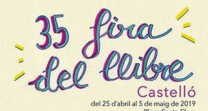 Feria del libro de Castellón 2019