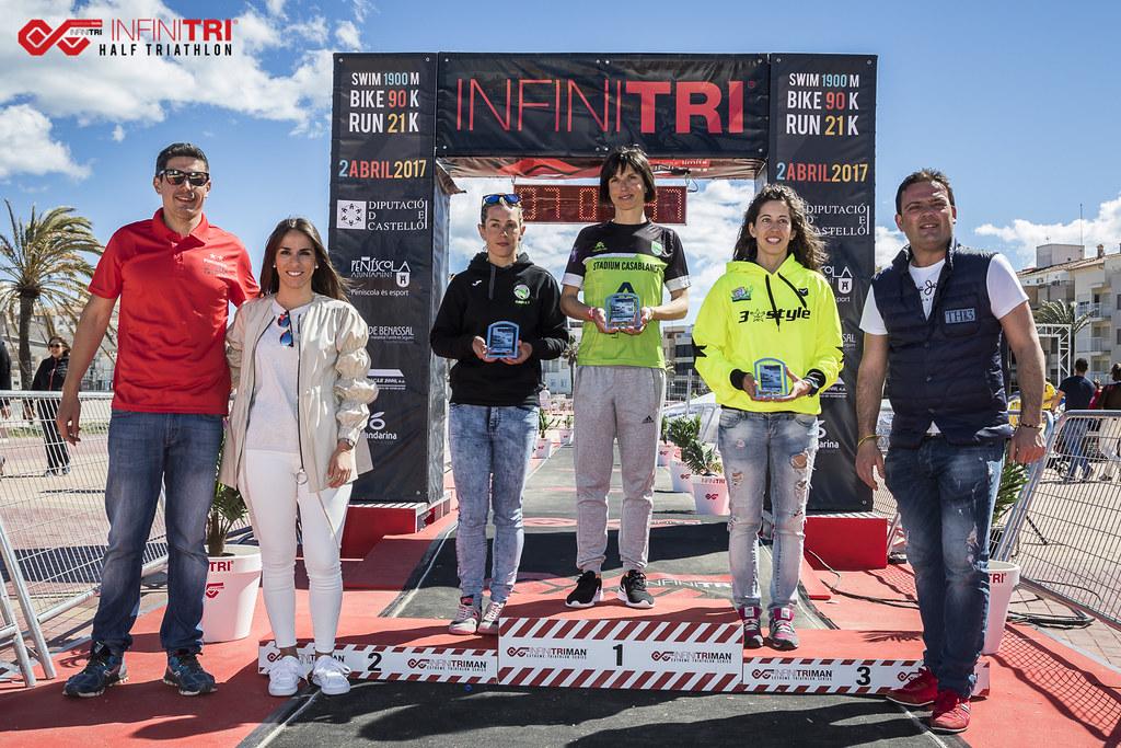 La 7ª edición del Infinitri Half Triathlon Peñíscola tendrá como participante de honor a Tim Don