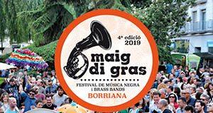 Maig di Grass 2019 en Burriana