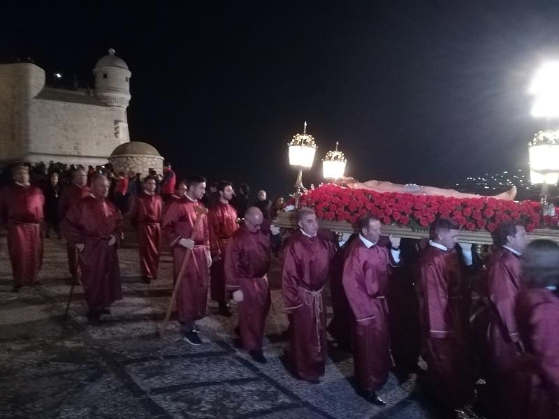 Procesiones de Semana Santa en Peñíscola