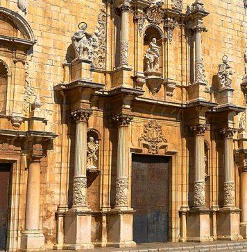 Alcalà de Xivert, pueblo de Castellón