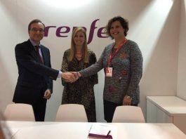 Renfe convenio para Escala a Castelló