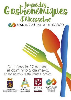 Ruta Gastronómica Alcossebre Castellón Ruta de Sabor