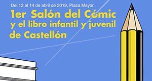 Salón del Cómic y el Libro infantil y juvenil de Castellón