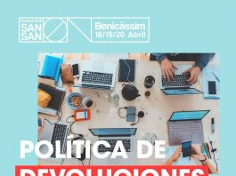 Devoluciones abonos y entradas SanSan Festival