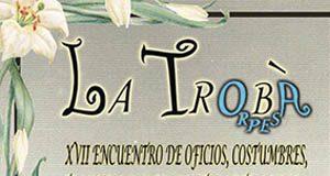 Feria artesanal Oropesa