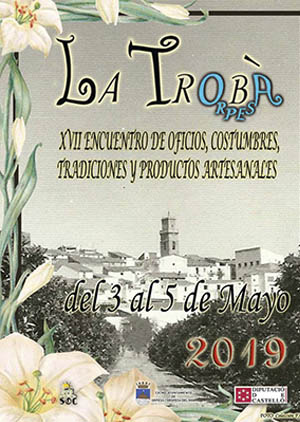 La Trobá, XVII Encuentro de oficios, costumbres, tradiciones y productos artesanales de Oropesa